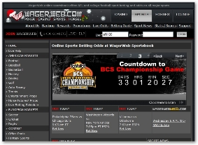 Wager Web Sportsbook and Casino
